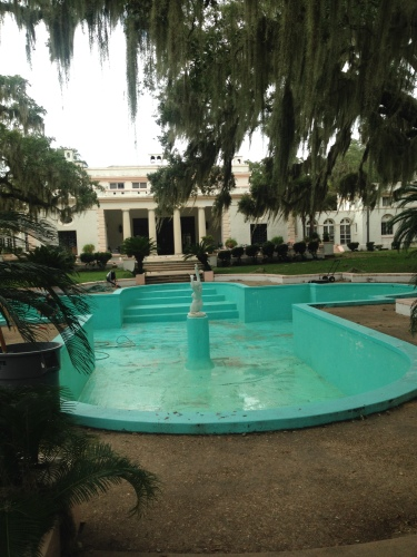 RJ Reynolds Mansion, Sapelo Island, GA