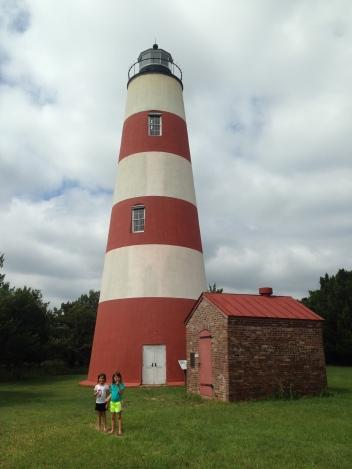 Sapelo Island Lighthouse, GA