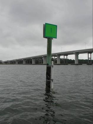 The GTM NERR San Sebastian water quality station