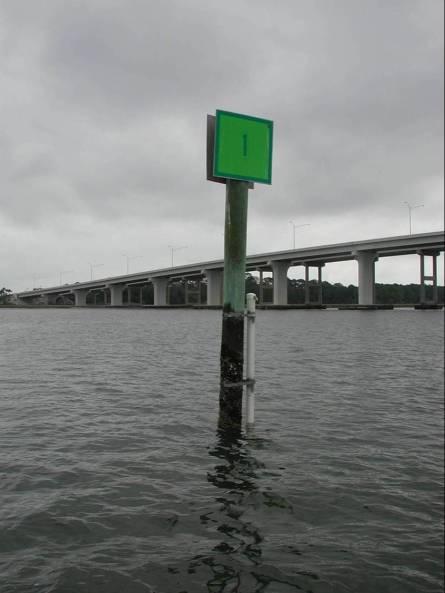 The GTM NERR San Sebastian water quality station