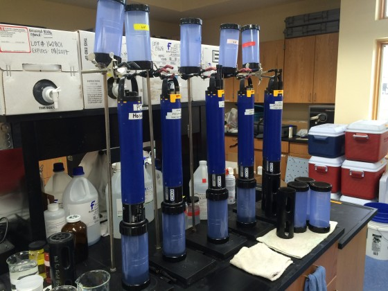 The GTM NERR uses EXO2 data sondes for the long-term water quality monitoring