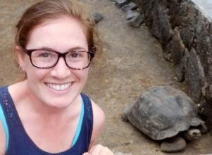 Kaitlyn Dietz, GTM NERR Coastal Training Program Coordinator