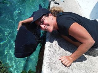 Barbara Blonder, Professor at Flagler College, St. Augustine, FL