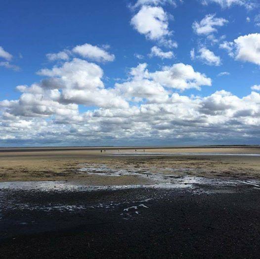 Anita's dry bay no water photo